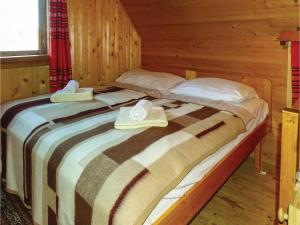 A Picture of Two Bedroom Holiday Home in Bohinjska Bistrica