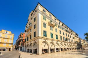 Liston Apartment, Apartments  Corfu Town - big - 1