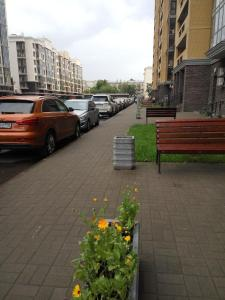 Apartment Varshavskaya 6, Aparthotely  Petrohrad - big - 5
