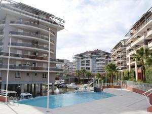 Apartment Mandelieu QR-1549 - Hotel - Mandelieu-la-Napoule