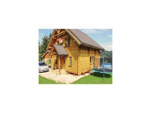 Three Bedroom Holiday Home in Oravsky Podzamok