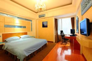 Bluesky Hotel, Hotels  Guangzhou - big - 9