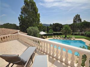 Holiday home Bd. Florentin Brigaud, Holiday homes  Sainte-Maxime - big - 21