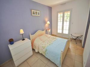 Holiday home Bd. Florentin Brigaud, Holiday homes  Sainte-Maxime - big - 5