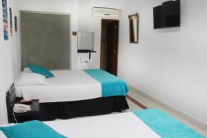 SB Hotel Internacional, Отели  Кали - big - 10