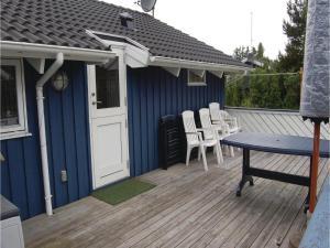 Holiday home Trifoliumvej Væggerløse II, Prázdninové domy  Bøtø By - big - 16