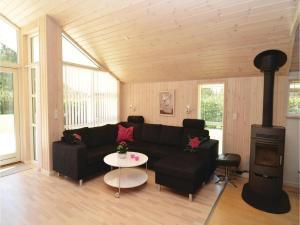 Holiday home Trifoliumvej Væggerløse II, Prázdninové domy  Bøtø By - big - 10
