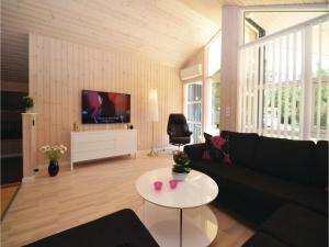 Holiday home Trifoliumvej Væggerløse II, Prázdninové domy  Bøtø By - big - 12