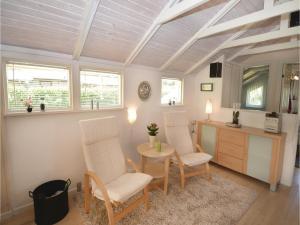 Holiday home Trifoliumvej Væggerløse II, Prázdninové domy  Bøtø By - big - 8