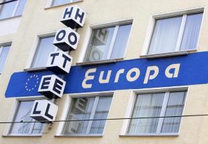 فندق أوروبا (Hotel Europa)