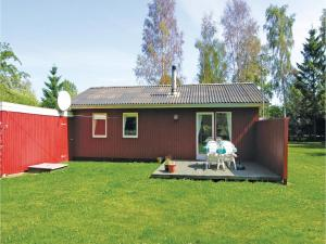 Ein bild von Holiday home Bogfinkevej Ørsted XI