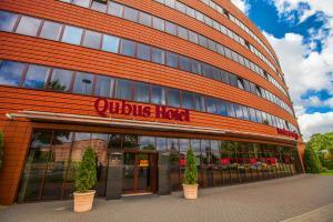 Qubus Hotel Łódź, Hotels  Łódź - big - 38