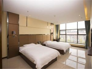 26℃ Blue Hotel Juhai Branch, Hotely  Hohhot - big - 6