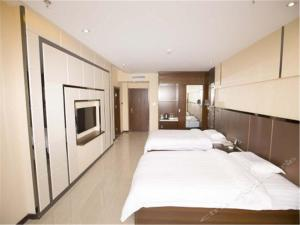 26℃ Blue Hotel Juhai Branch, Hotels  Hohhot - big - 8