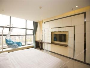 26℃ Blue Hotel Juhai Branch, Hotels  Hohhot - big - 11