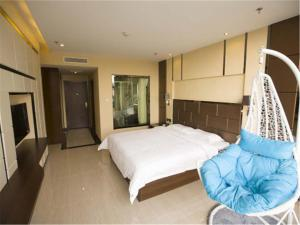 26℃ Blue Hotel Juhai Branch, Hotels  Hohhot - big - 4