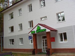 Отель Раздолье, Чайковский