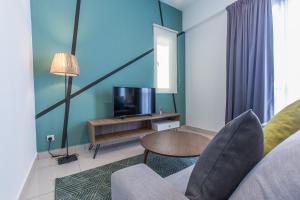 Da Men Suites, Apartmanok  Subang Jaya - big - 5