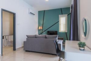 Da Men Suites, Apartmanok  Subang Jaya - big - 8