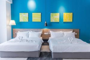 Da Men Suites, Apartmanok  Subang Jaya - big - 9