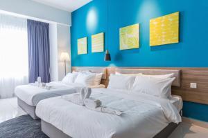 Da Men Suites, Apartmanok  Subang Jaya - big - 10