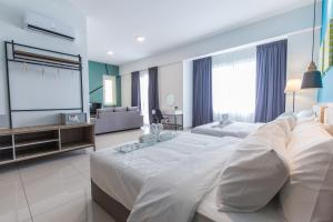 Da Men Suites, Apartmanok  Subang Jaya - big - 11