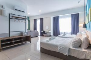 Da Men Suites, Apartmanok  Subang Jaya - big - 12