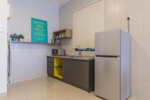 Da Men Suites, Apartmanok  Subang Jaya - big - 14