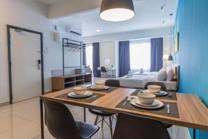 Da Men Suites, Apartmanok  Subang Jaya - big - 15