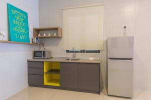 Da Men Suites, Apartmanok  Subang Jaya - big - 16