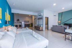 Da Men Suites, Apartmanok  Subang Jaya - big - 19