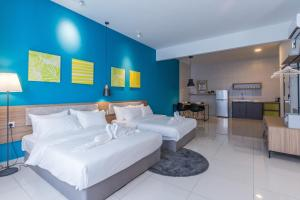 Da Men Suites, Apartmanok  Subang Jaya - big - 21