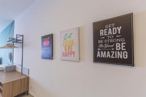 Da Men Suites, Apartmanok  Subang Jaya - big - 22
