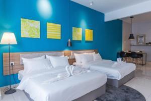 Da Men Suites, Apartmanok  Subang Jaya - big - 23