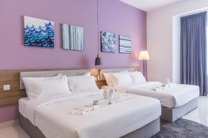 Da Men Suites, Apartmanok  Subang Jaya - big - 24