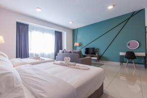 Da Men Suites, Apartmanok  Subang Jaya - big - 26