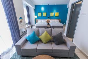 Da Men Suites, Apartmanok  Subang Jaya - big - 27