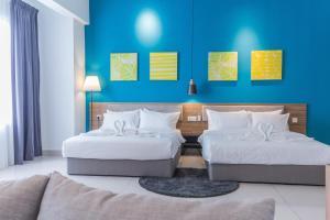 Da Men Suites, Apartmanok  Subang Jaya - big - 28