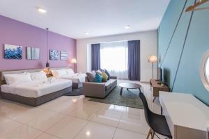 Da Men Suites, Apartmanok  Subang Jaya - big - 29
