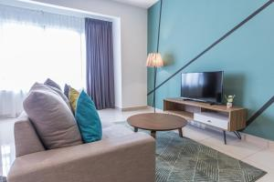 Da Men Suites, Apartmanok  Subang Jaya - big - 31