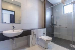 Da Men Suites, Apartmanok  Subang Jaya - big - 32