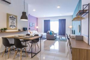 Da Men Suites, Apartmanok  Subang Jaya - big - 35
