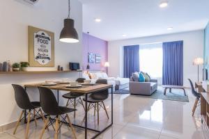 Da Men Suites, Apartmanok  Subang Jaya - big - 36