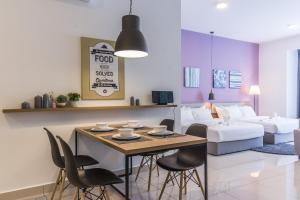 Da Men Suites, Apartmanok  Subang Jaya - big - 37