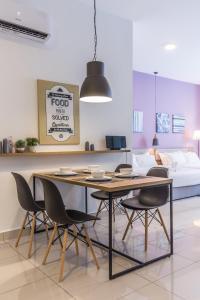 Da Men Suites, Apartmanok  Subang Jaya - big - 38