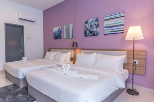 Da Men Suites, Apartmanok  Subang Jaya - big - 40