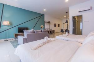Da Men Suites, Apartmanok  Subang Jaya - big - 41