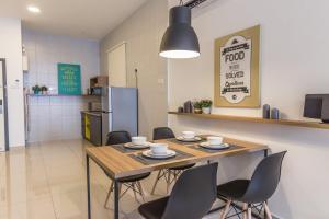 Da Men Suites, Apartmanok  Subang Jaya - big - 42
