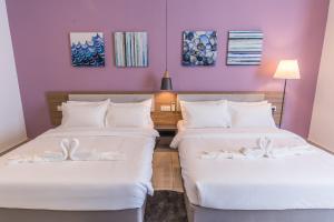 Da Men Suites, Apartmanok  Subang Jaya - big - 43
