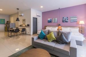 Da Men Suites, Apartmanok  Subang Jaya - big - 44